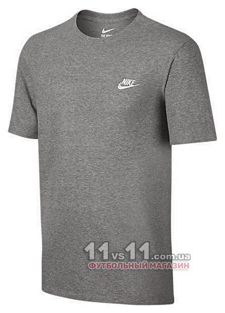 9fd03f8b Мужская футболка Nike M NSW TEE CLUB EMBRD FTRA 063 - купить в ...