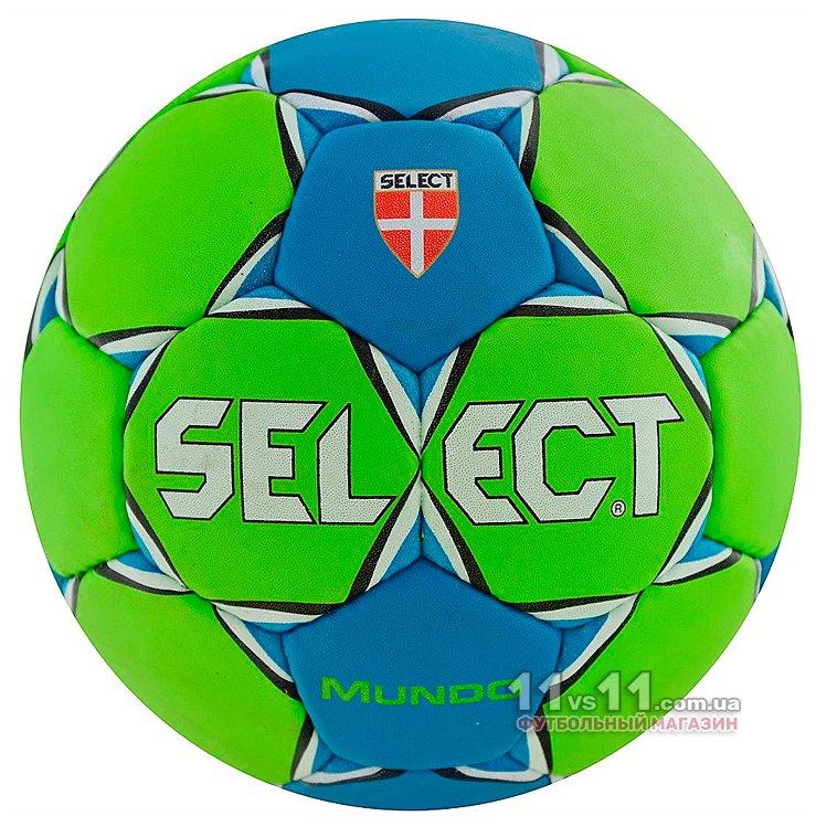 Мяч для гандбола SELECT MUNDO - купить в интернет-магазине 11vs11 7a4668db1b3d9