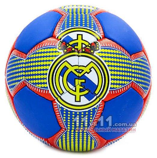 Футбольный мяч REAL MADRID - купить в интернет-магазине 11vs11 27b103a51824f