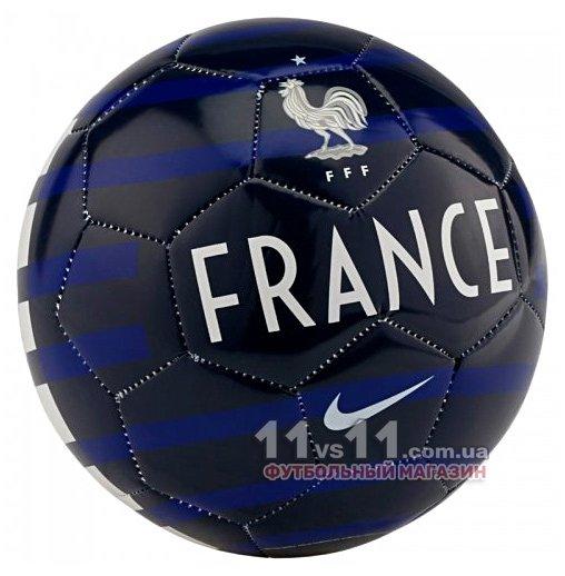 Сувенирный футбольный мяч Nike FRANCE WC SKILLS - купить в интернет ... f31f77f5f20