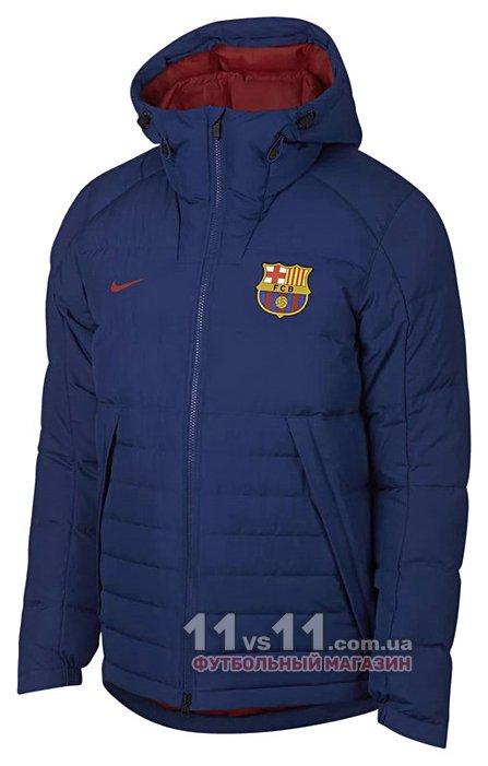 f48c7bfc Спортивный пуховик Nike FC BARCELONA DOWN FILL - купить в интернет ...