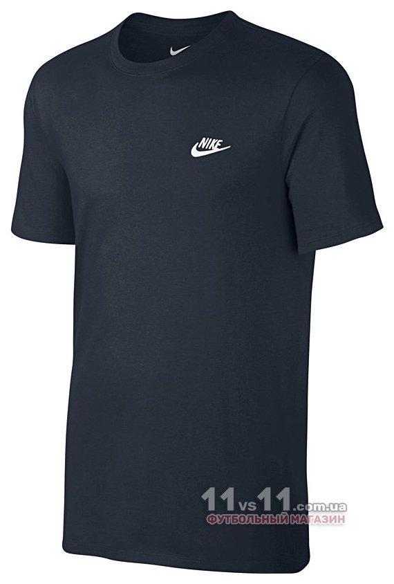 68eb4af4 Мужская футболка Nike M NSW TEE CLUB EMBRD FTRA 475 - купить в ...