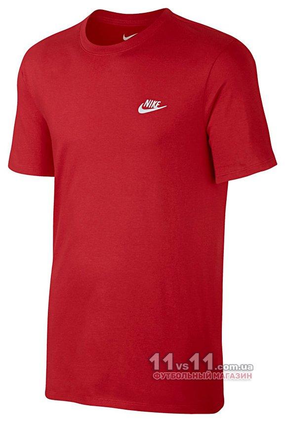 70a1047c Мужская футболка Nike M NSW TEE CLUB EMBRD FTRA 659 - купить в ...