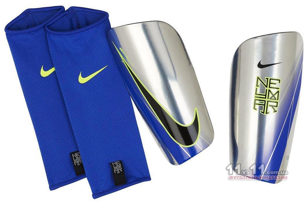 9a629d92 Щитки футбольные Nike NEYMAR MERCURIAL LITE - купить в интернет ...
