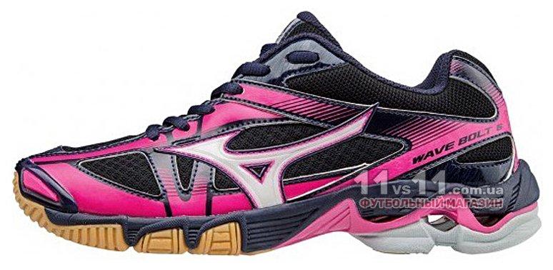 ca45ee076eb2dc Женские волейбольные кроссовки Mizuno WAVE BOLT 6 - купить в ...