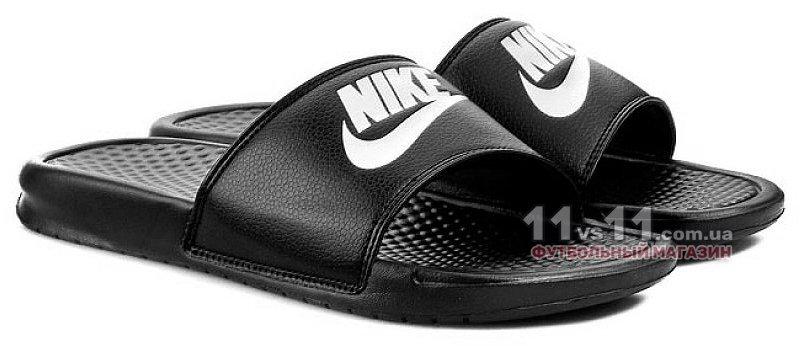 998c7ad5 Тапочки Nike BENASSI JDI SLIDE 090 - купить в интернет-магазине 11vs11