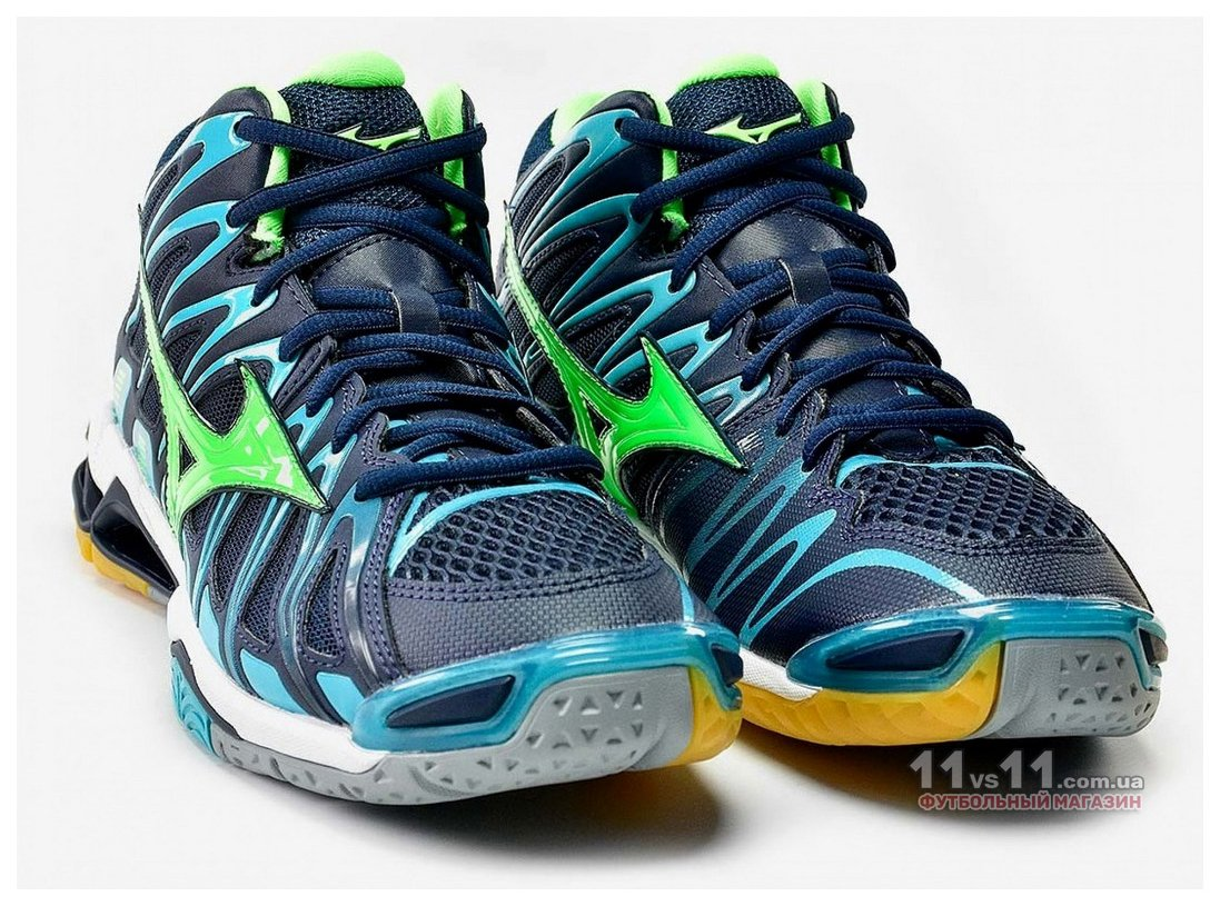 Волейбольные кроссовки Mizuno WAVE TORNADO X2 MID - купить в ... 586d5c7c262