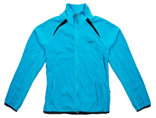 Флис женский Umbro MERYL W MICROFLEECE JACKET