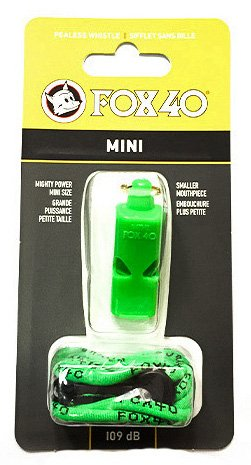 Свисток Fox 40 MINI SAFETY