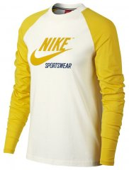 c89673b6 Реглан женский Nike W NSW TEE LS ARCHIVE 133